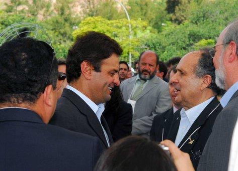 Cristovam e PSDB: programas políticos parecidos.